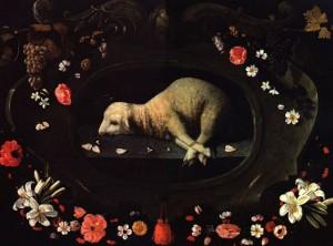 Josefa de Obidos : The Sacrificial Lamb