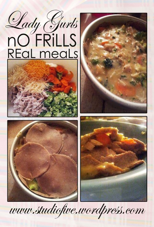 no frills real meals